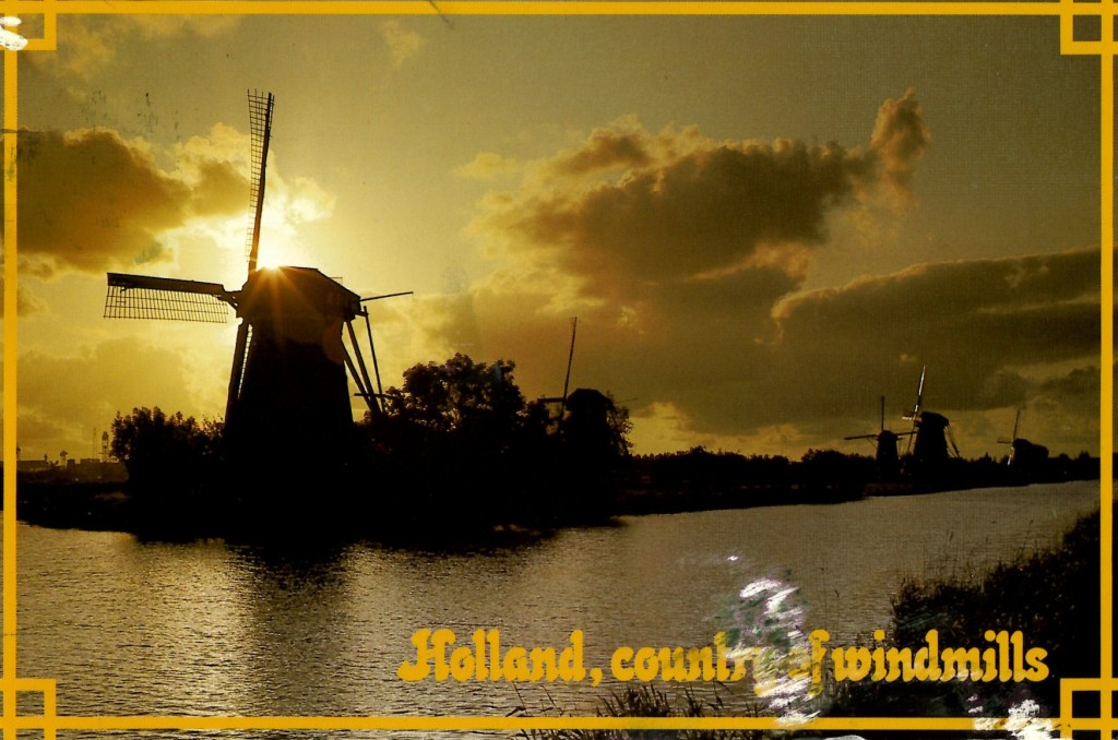 Holland, Country of Windmills