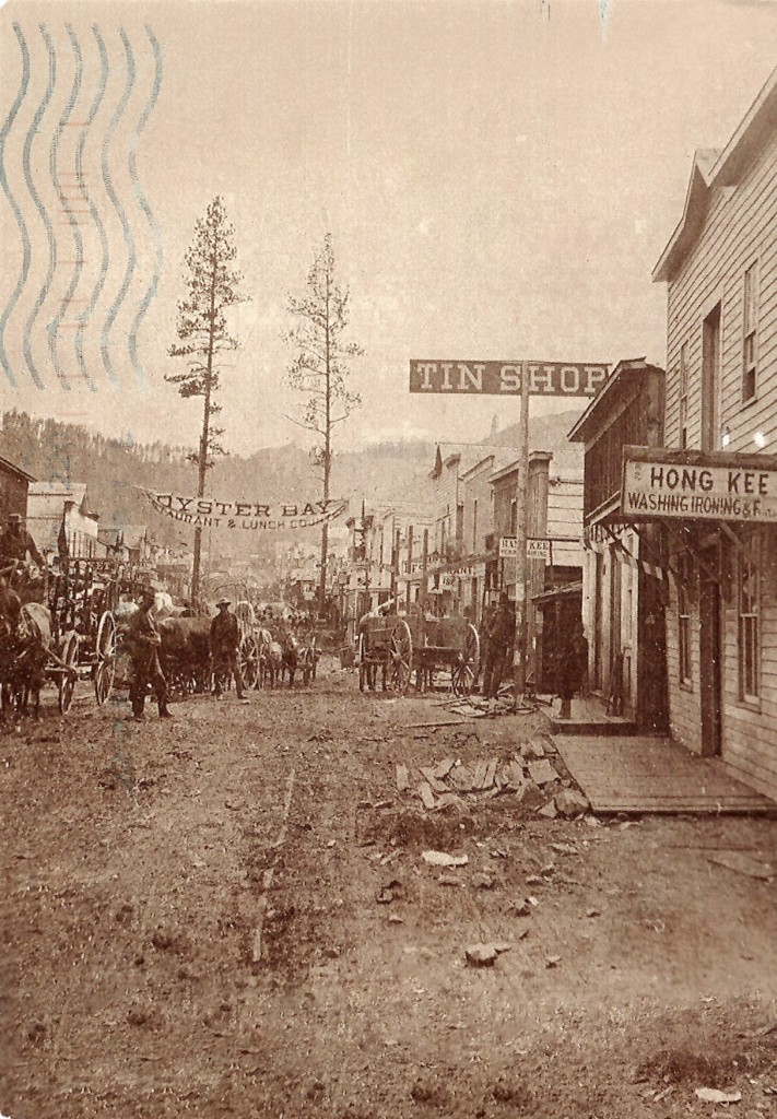 Deadwood, SD - circa 1877